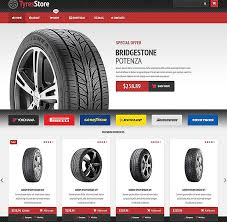 auto parts website template 15 best ecommerce templates for wheels and tires websites