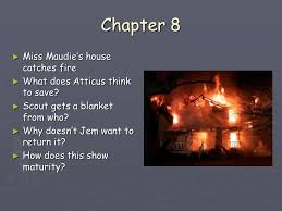 descriptive essay house on fire