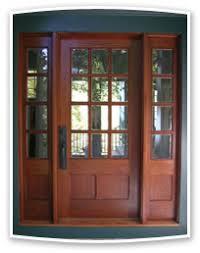 exterior glass wood door. Simple Door Solid Wood Front Entry Doors For Exterior Glass Door I