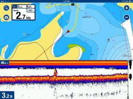 Sonar Chart Live Vexilar T Box Wifi Fishfinder Navionics Sonarchart Live