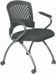folding office chair. Folding Office Chair Advantage Fabric Without Wheels L