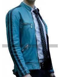 samuel barnett dirk gently dirk gently s holistic detective agency leather jacket