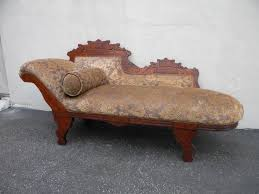 vintage fainting couch. Victorian Fainting Couch Original Vintage Fainting Couch