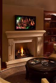 special stone fireplace mantel