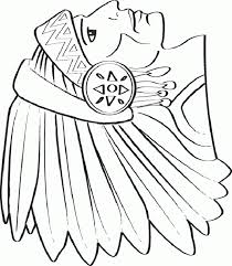 Small Picture Native American Coloring Pages Coloring Book of Coloring Page
