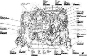 ford car engine diagram ford wiring diagrams