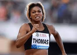 Gabrielle Thomas Height, Weight, Net ...