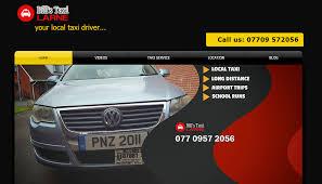 Bills Taxi Larne Taxi Company Taxi Service 07709 572056