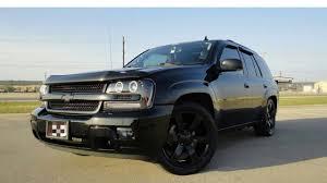Chevrolet TrailBlazer TUNING - YouTube
