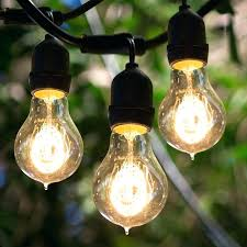 vintage outdoor string lights outdoor light strings outdoor string light with vintage bulbs outdoor string lights