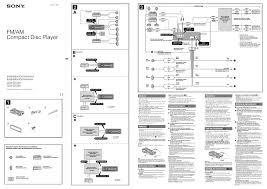 sony xplod car stereo wiring diagram elegant sony car stereo wiring sony car cd player wiring diagram at Sony Car Stereo Wiring Diagram