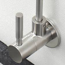 Small Picture Wall Mount Stainless Steel Drinking Kitchen Faucet Cold Water