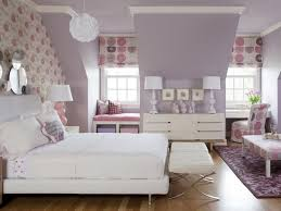 Radiant Orchid: The Intriguing Color Of This Bedroom Is So Fresh And  Current.