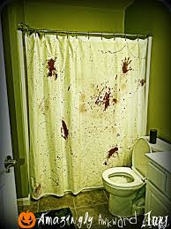 5 Spooky Shower Curtains for Halloween