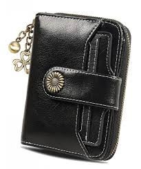 zecmos womens wallets leather wallet