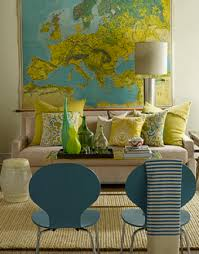 blue and yellow living room blue yellow living room