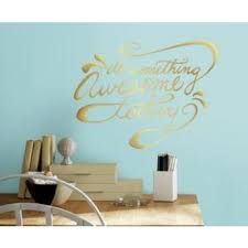 Wall Quotes Decals And Decor RoomMates Beauteous Wall Decals Quotes