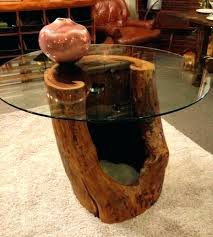 tree trunk dining table uk coffee tables made from trees solid wood tree trunk dining table