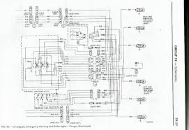 1968 cougar ignition wiring diagram 1968 wiring diagrams