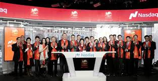 Consul General Zhang Qiyue Attended Nasdaq Opening Bell ...