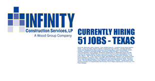 jobs at infinity construction services