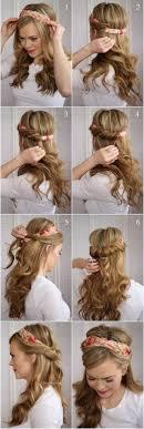 Návody Na účesy Pro Dlouhé Vlasy