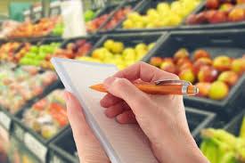 Lista De Compras Para El Supermercado Fazer Lista De Compras Pode Ajudar A Economizar No Mercado Kb