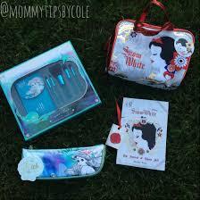 soho london snow white makeup bag 12 99 elf ariel brush set 9 99 soho london ariel makeup bag pencil case 6 99 elf snow white fairest of them all