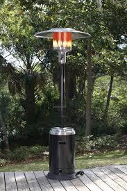 fire sense stainless steel custom patio heaters home