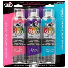 picture of colorshot 3 pack bright