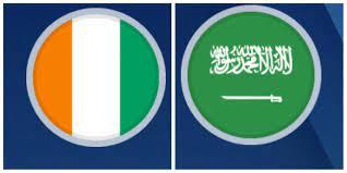 بث مباشر.. مباراة ساحل العاج ضد السعودية في أولمبياد طوكيو 2021 - الشامل  الرياضي