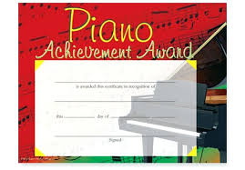 Piano Certificate Template Blank Stave Image Piano Template Printable Keyboard Arborridge Info