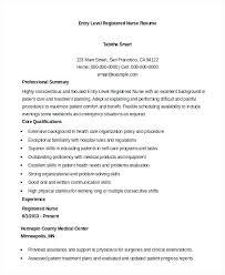Nursing Resume Template Free Sample Of Nursing Resume Resume ...