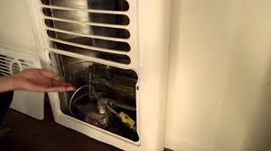 How To Turn On Pilot Light How To Light A Gas Wall Heater