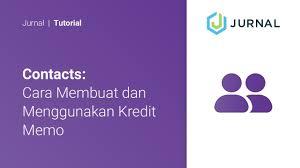 memo kredit contacts cara membuat menggunakan kredit memo simple online