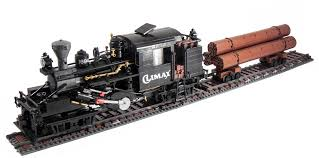 Image result for lego shay locomotive