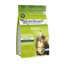 <b>Arden Grange</b> Kitten Fresh Chicken and Potato беззерновой <b>корм</b> ...