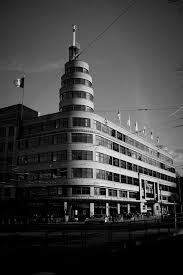 famous architectural buildings black and white. La Maison De Radio Is Listed (or Ranked) 8 On The List Famous Architectural Buildings Black And White E