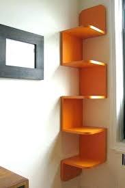 wall shelf mounting hardware corner hanging shelf wall hang shelf twisted storage wall hanging wood corner