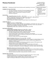 sas resume sample 11 best best financial analyst resume templates samples images