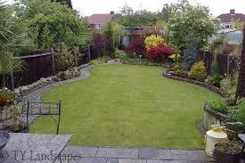 Small Picture Large Garden Design Ideas Ireland Sixprit Decorps