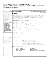 Collection Of Solutions Skills And Strengths On Resume Magnificent
