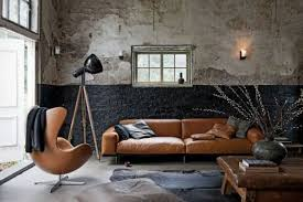 masculine furniture. Rock A Cool Leather Sofa And Matching Chairs To Make Your Living Space Refined Masculine Furniture