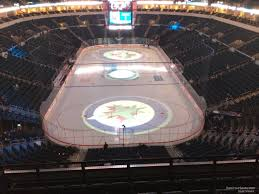 Bell Mts Centre Seating Chart Bell Mts Place Section 313 Winnipeg Jets Rateyourseats Com