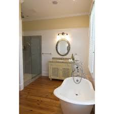interior interactive ideas for bathroom decoration using white wood best vinyl wall panels pictures