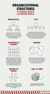 A Visual Guide To Your Companys Organizational Structure