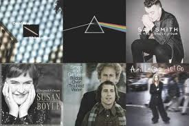 60 Years Of The Uk Album Chart Top 40 Things You May Not