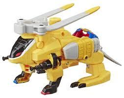 Купить Трансформер <b>Hasbro</b> Power <b>Rangers</b> Желтый Зорд ...