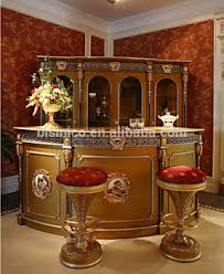 corner bars furniture. Luxury French Louis XV Style Golden Bar Furniture /European Classic Corner Mini Bar/Antique Bars