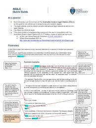 Australian Guide To Legal Citation Case Citation Citation